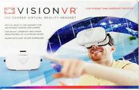 NIB Soundlogic Vision VR 360 Degree Virtual Reality Headset