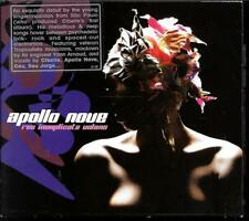 CD ALBUM DIGIPACK 12 TITRES--APOLLO NOVE--RES INEXPLICATA VOLANS--2005