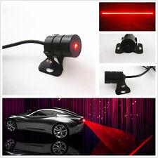 Alarm Red Laser Fog Light Rear Anti-Collision Taillight Warning Lamp Universal