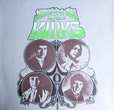 THE KINKS - SOMETHING ELSE BY THE KINKS  VINYL LP NEW+