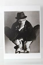 KEITH HARING, New York, 1989 by HERB RITTS, Kunst-Postkarte