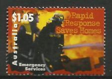 AUSTRALIA 1997 Emergency Services FIRE FIGHTING 1v MNH