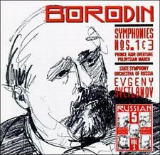 Alexander Borodin: Symphonies Nos. 1 & 3/Prince Igor...