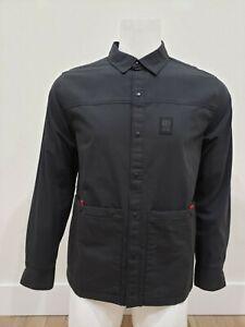 Topo Designs Men's Field Jacket Black Size M