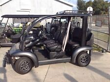 CUSTOM 2002 Ford Think LSV NEV 4 PASSENGER SEAT GOLF CART CUSTOM ALOY RIMS TRUNK