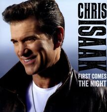 CHRIS ISAAK - FIRST COMES THE NIGHT 2 VINYL LP NEW!