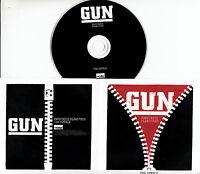 GUN Favourite Pleasures 2017 UK 1-trk promo test CD