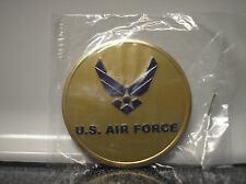 MEDALLION - UNITED STATES AIR FORCE NEW LOGO