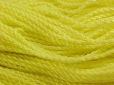 10 Neon Yellow Pro Poly Yo Yo Strings From The YoYo Factory 100% Polyester Type6