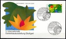 BRD 1993: IGA`93 Stuttgart! FDC der Nr. 1672 mit Bonner Sonderstempeln! 1A! 1611
