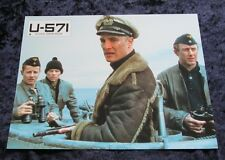 U-571 lobby cards Matthew McConaughey, Bill Paxton, Harvey Keitel