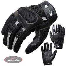 Motorradhandschuhe von PROANTI Motorrad Handschuhe Sommer Gr XS-XXXL