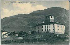 CARTOLINA d'Epoca AOSTA provincia - Introd