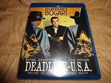 Deadline - U.S.A. (1952) [1 Disc Blu-ray]