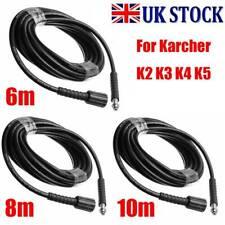 8/6/10M High Pressure Washer Extension Hose For Karcher K2 K3 K4 K5 K7 K Series