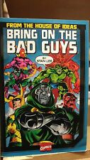 Bring on the Bad Guys-Stan Lee-Marvel Comics