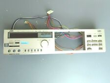 >> JVC DD-5 << Front Panel with Display PCB Tape Deck Parts /FPII