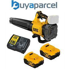 Dewalt DCMBL 562P2 18v XR Brushless Axial Ventilador + 2 Pilas 5.0ah + Cargador