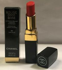 Chanel Rouge Coco Shine Hydrating Sheer Lipshine Lipstick #84 in Dialogue