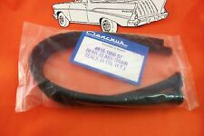 1956 1957 Chevy Rear Glass Window Drain Seals Belair Sedan Hardtop Rubber