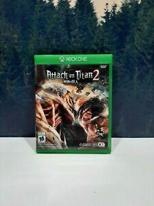 Attack on Titan 2 Microsoft Xbox One Game