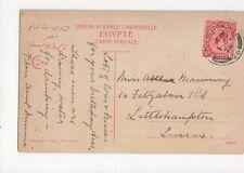 Miss Althea Manning Fitzalan Road Littlehampton 1928 254a