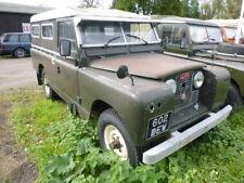 Land Rover Serie 2A 109 Benzin