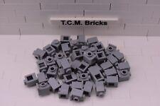 TCM Compatible Bricks Light Bluish Gray Brick 1 x 1 with Headlight - QTY: 50 pcs