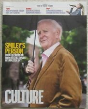 John Le Carre - Jeremy Renner - Culture magazine – 3 September 2017
