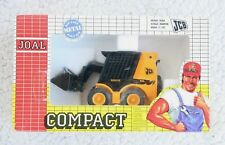 JOAL COMPACT: JCB 185, SKID STEER LOADER (1:35 DIE CAST. MINICARGADORA). NEW, OS