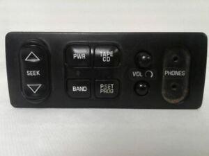 Audio Equipment Radio Rear Control Opt UK6 Fits 02-07 RENDEZVOUS 1168147