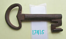 BELLE CLE ANCIENNE CLEF KEY SCHLÜSSEL CHIAVE LLAVE キー (ref 17415 )