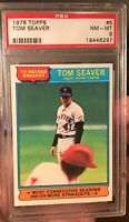 1976-Topps-5-Tom-Seaver-Record-Breaker-PSA-8-NM-MT-Stunner