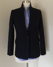 NEW JCrew Regent Blazer Super 120s Wool F5642 00 Fall'16 Navy CURRENT! SOLD-OUT!