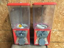 Double Head A&A PN95 Northwestern Super 60 Vending Machines Gumball Candy Nut 2W