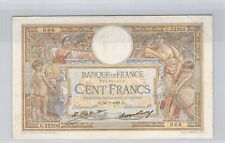 100 Francs Merson 28-7-1928 G.22203 n° 555056066 Fayette 24(07)