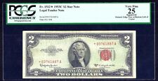 USA 2  DOLLARS 1953  P-380c  STAR  VF