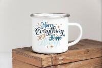 Christmas Coffee Mug Merry Christmas, Christmas Gifts, Winter Campfire Mug