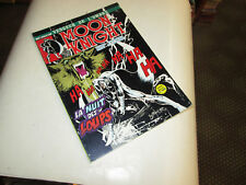 MOON  KNIGHT 3 .. COMICS . AREDIT 1984..TBE