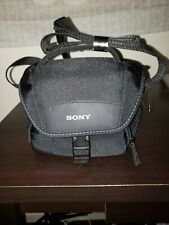 NEW GENUINE SONY LCS-U11 Camera Bag