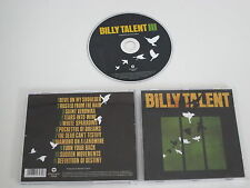 BILLY TALENT/III(WARNER MUSIQUE 5051865-4703-2-8) CD ALBUM