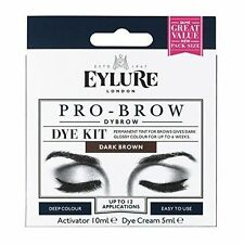 Eylure Pro-Brow Dybrow Dye Kit - Brown
