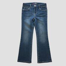 Girls First Girls' Maricel Jeans - Medium Wash size 10 Blue NWT