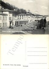 Cartolina di Trivero, Lanificio Zegna - Biella