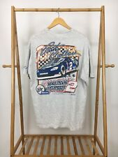 Competitors View Rusty Wallace #2 More Than Just Speed Short Sleeve T-Shirt Sz L
