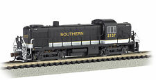 Bachmann N Scale Alco RS-3 Diesel Locomotive - Southern * DCC *