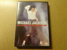 MUSIC DVD / MICHAEL JACKSON: LIVE IN BUCHAREST - THE DANGEROUS TOUR