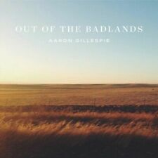 Out of the Badlands * by Aaron Gillespie (CD, Aug-2016, Tooth & Nail)