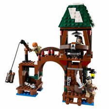 Lego Hobbit Attack on Lake Town 79016 Complete Set