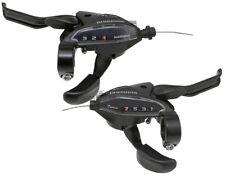 Shimano Schalt-Bremshebel ST-EF 510 3x7 Schalthebel 21 Gang V-Brake Set 3/7 fach